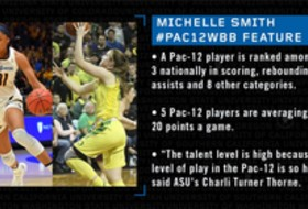 Michelle Smith WBB Feature: Making the Case for Pac-12 Player of the Week