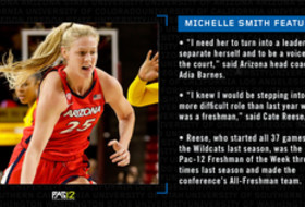 Michelle Smith WBB Feature: Cate Reese stepping up and working through the to-do list
