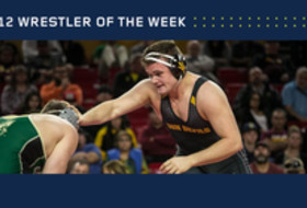 Arizona State's Tanner Hall named Wrestler of the Week for Feb. 1