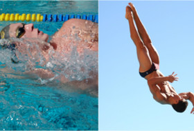 Pac-12 Announces Men's Swimmer and Diver of the Month