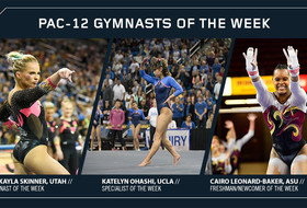 Utah, UCLA, ASU take home Pac-12 Gymnastics Weekly Honors