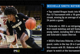 Michelle Smith WBB Notebook: The top questions answered about the Pac-12 Tournament