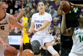 Three represent Pac-12 on AP women's basketball All-America team