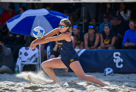 Cal advances to the contender's final at the 2019 Pac-12 Beach Volleyball Championship