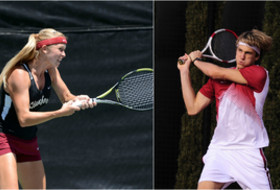 Pac-12 Tennis Scholar-Athletes of the Year Named