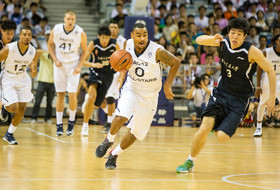"<p>Washington State's DaVonte Lacy drove past a defender the <a href=""http://pac-12.com/article/2014/08/13/pac-12-mens-basketball-all-star-team-rolls-past-chinese-university-all-stars"" target=""_blank"">Pac-12 all-stars' 73-47 win over the Chinese univeristy all-stars</a> Wednesday in Shanghai, China.</p>"