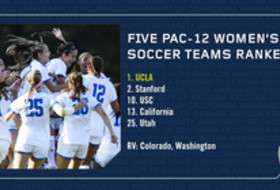 Conference Play Commences for Pac-12 Women's Soccer