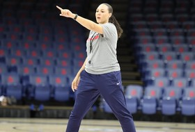 2016 Pac-12 Women's Basketball Media Day: Adia Barnes returns to put Arizona women's basketball back on the map