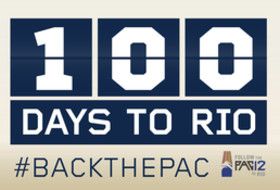 Follow the Pac-12 to Rio - 100 Days