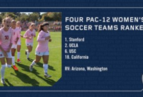 Pac-12 women's soccer has new leader with No. 1 Stanford
