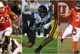 Utah's Booker and Hackett and Washington's Feeney earn POW honors for Oct. 12