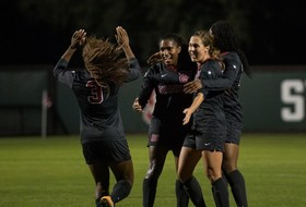 NCAA women's soccer highlight: Catarina Macario goal gives Stanford school-record 81st goal of season in win over Auburn