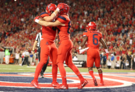 Key games dictate Pac-12 Football division races