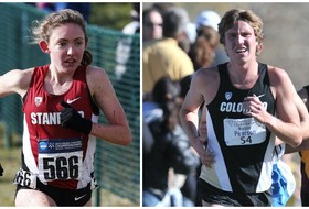 Pac-12 Cross Country Scholar-Athletes of the Year Named