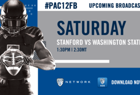 "Stanford and Washington State face off on Pac-12 Network this Saturday, as ""The Pregame,"" presented by 76, goes live from California Memorial Stadium"
