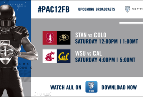 "Pac-12 Network's ""The Pregame,"" presented by 76, travels to Tempe ahead of football doubleheader this Saturday"