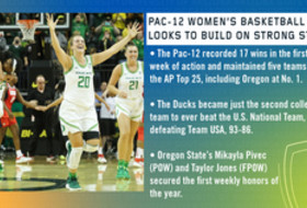 Pac-12 women's basketball looks to build on strong start