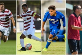 2015 Men's Soccer All-Conference honors