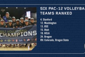 Pac-12 Volleyball Prepares for the Final Week of the Season