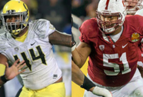 Deforest Buckner, Joshua Garnett selected as Morris Trophy winners