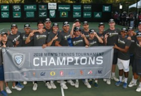 UCLA Routs Rival USC to Win Pac-12 Men's Tennis Championship
