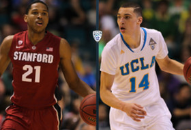 2014 Pac-12 Tournament Schedule and Bracket: Semifinal Preview Stanford vs. UCLA