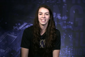 Video: Washington's Krista Vansant named Pac-12 offensive player of the week
