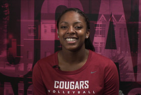 Video: Washington State's Kyra Holt talks USC upset, Pac-12 honor