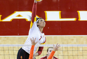 Pac-12 women's volleyball scores for Sunday, Oct. 6