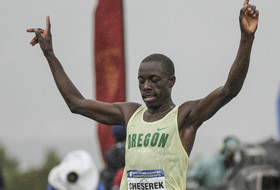 Oregon's Cheserek wins back-to-back XC titles
