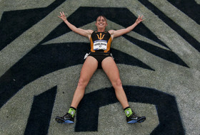 ASU's Shelby Houlihan caps off Pac-12 career with women's cross country title