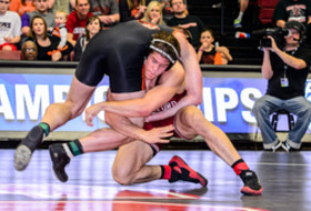 Stanford's Dan Scherer shocks in Pac-12 title win, named Most Outstanding Wrestler