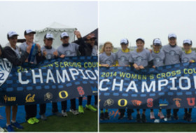 Colorado Men Four-Peat, Oregon Women Win Title at Pac-12 Championships