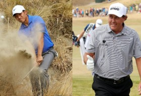 Roundup: Lefty and Pan post solid first rounds at U.S. Open