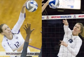 Women's Volleyball Match of the Week preview: Arizona at Washington
