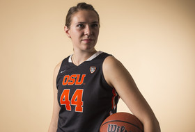 2015 Pac-12 Women's Basketball Media Day: Oregon State is ready for the bullseye