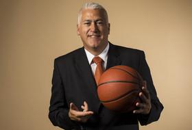 Oregon State coach Wayne Tinkle