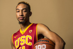 2015 Pac-12 Men's Basketball Media Day: USC more experienced heading into 2015-16 season