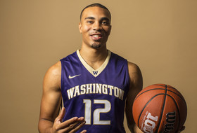 2015 Pac-12 Men's Basketball Media Day: Andrews tells the story behind his game-winning wink