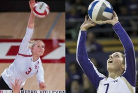 Women's Volleyball Match of the Week preview: Washington at Stanford