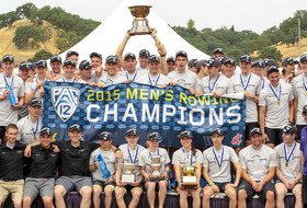 Washington men's rowing sweeps to seal sixth Pac-12 title