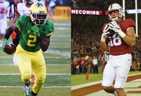Roundup: Addison, Hooper enter NFL draft
