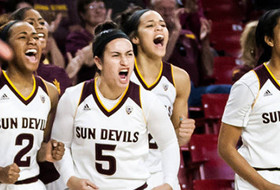 Roundup: ASU women's basketball equals program's highest ranking