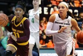 Roundup: No. 8 Arizona State, No. 9 Oregon State set for top-10 showdown