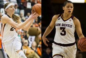 Roundup: Oregon State, Arizona State fighting for Pac-12 women's basketball title