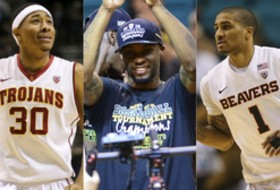 Record seven Pac-12 teams in 2016 NCAA Tournament