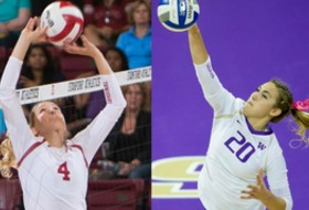 'Spike Night' women's volleyball preview: No. 9 Stanford at No. 7 Washington