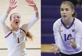 'Spike Night' women's volleyball preview: No. 7 Washington at No. 17 Stanford