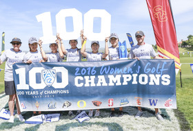 USC women's golf champions 2016