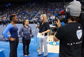 Amanda Borden previews 2016 Pac-12 Women's Gymnastics Championships